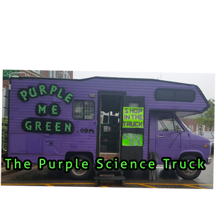 Purple Me Green