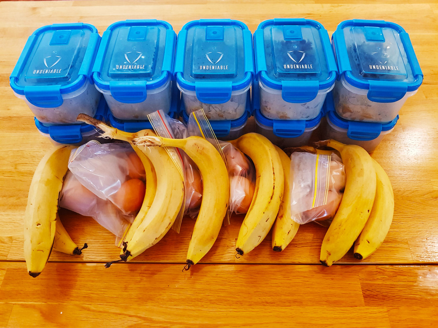 Meal Prep Sunday - 19th August 2018 - 1600 Calories & 6 Meals Per Day