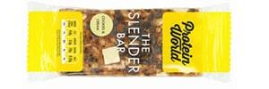 Slender Bar Cookies and Cream