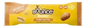 bounce nut butter bar peanut