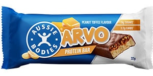 Aussie Bodies - Arvo Protein Bar Review
