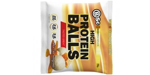 BSC - High Protein Balls - White Choc Honeycomb