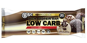 Body Science - High Protein -Low Carb - Triple Choc Review