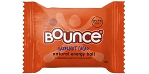 Bounce - Hazelnut Cacao - Natural Energy Ball