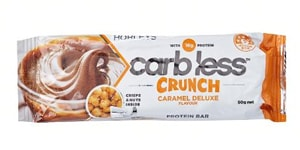 Horleys CarbLess Crunch - Caramel Deluxe -