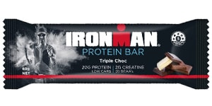 Ironman - Protein Bar - Triple Choc