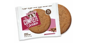 Lenny & Larry's - The Complete Cookie - Snickerdoodle