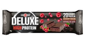 Musashi - Deluxe High Protein - Chocberry Mudcake Review
