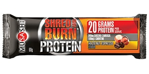Shred & Burn Protein - Hazelnut Espresso
