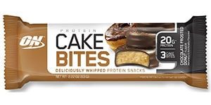 Optimum Nutrition - Cake Bites - Chocolate Frosted Donut Review