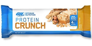 Optimum Nutrition - Protein Crunch - Peanut Butter Review