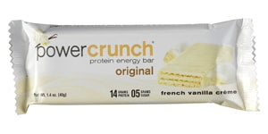 Power Crunch - Protein Bar - Original - French Vanilla