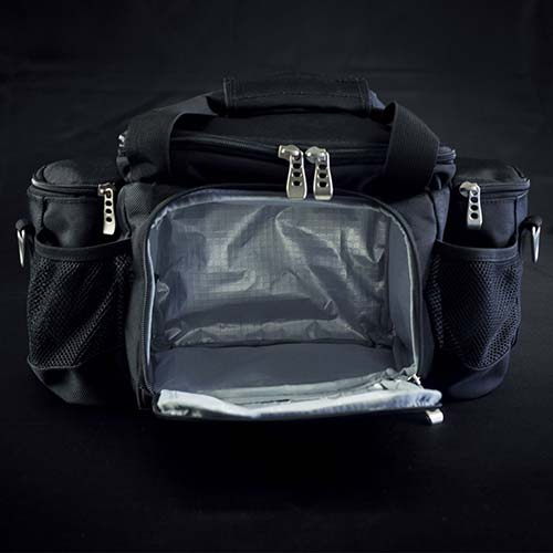 Main insulated meal prep bag  compartment - atlas