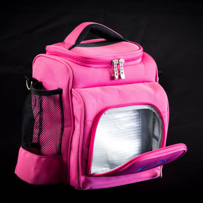 Motion - Small Meal Prep Bag - Pink