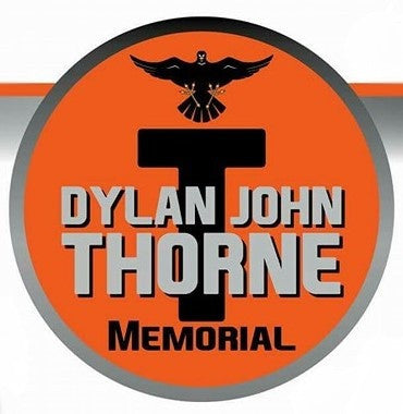 Dylan John Thorne Memorial Raffle Tickets Now At The Shop!