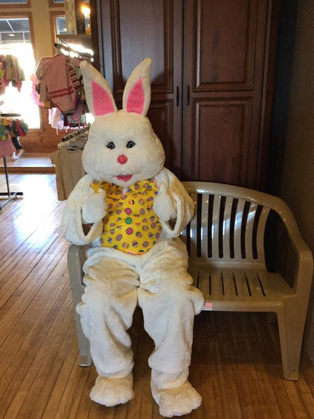 Easter Bunny Day is Almost Here!