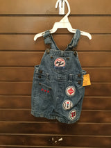 Boys Overalls Top - Next Stop Kids Shop