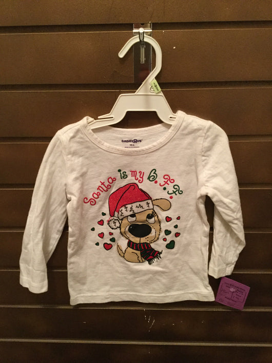 Baby R Us Holiday Top - Next Stop Kids Shop