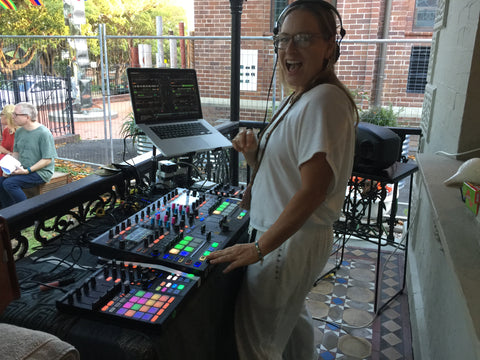 Sri Djing to Protect Tasmanian Forest
