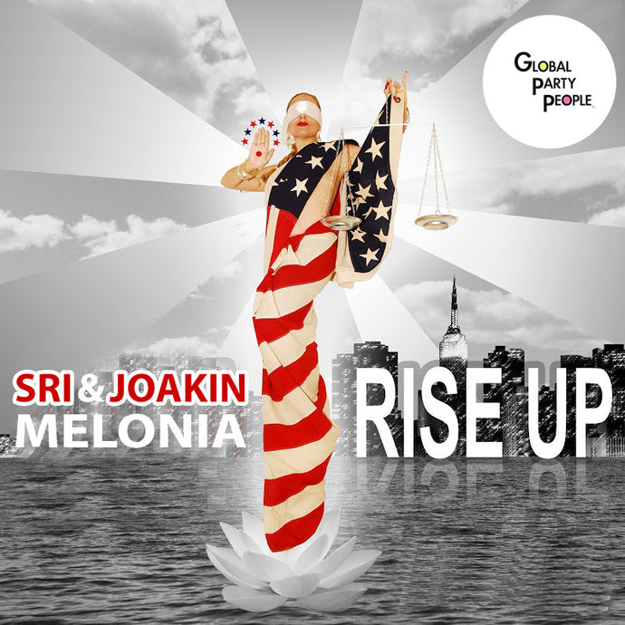 RISE UP - SRI & JOAKIN : MELONIA