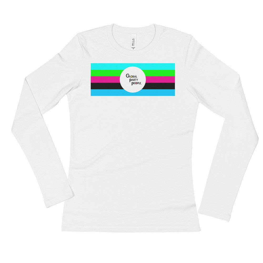 Long Sleeve T-Shirt : Ladies