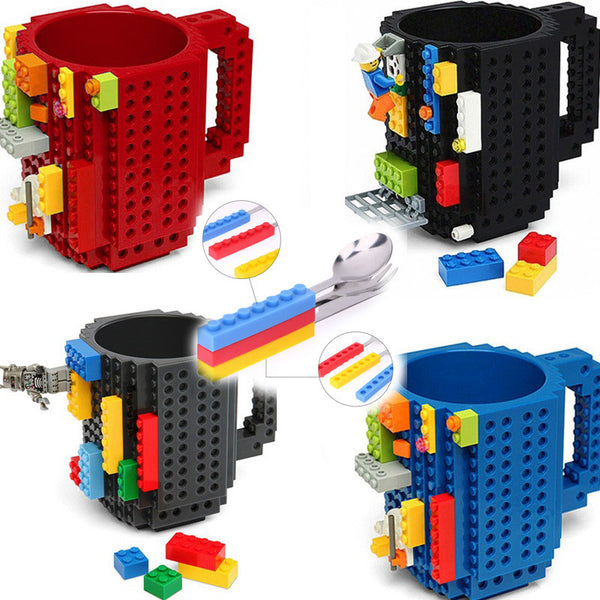 Lego Bricks Travel Thermos