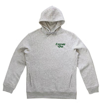 Load image into Gallery viewer, Execute Exist - Printed Logo Hoodie Grey