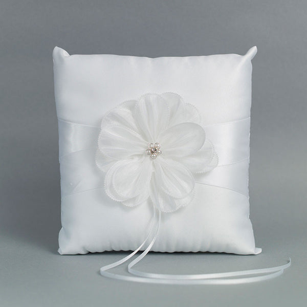 Floral Ring Pillow - Annie's showroom