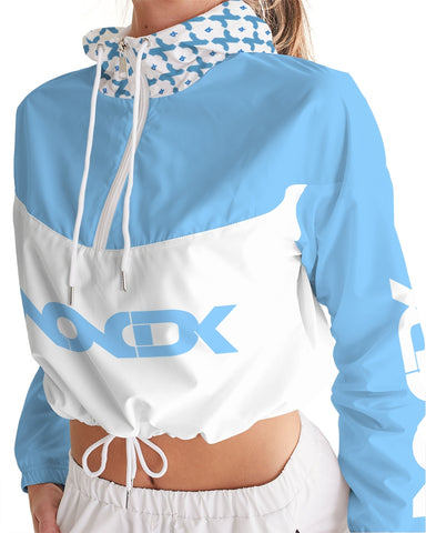 NONDK Cropped Windbreaker