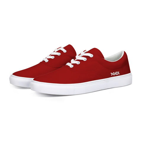 NONDK CRIMSON CLASSIC CANVAS LACE UP