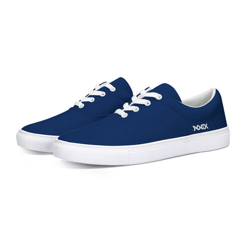 NONDK NAVY CLASSIC CANVAS LACE UP
