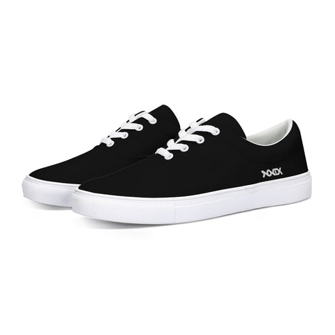 NONDK BLACK CLASSIC CANVAS LACE UP