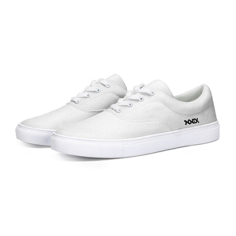 NONDK WHITE CLASSIC CANVAS LACE UP