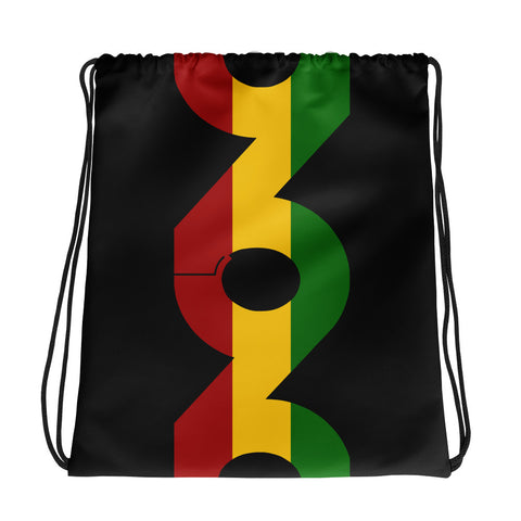 DRAWSTRING B-PACK - REGGAE LOVE