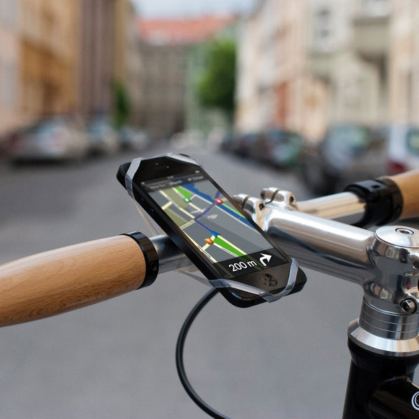 Phone support for bikes