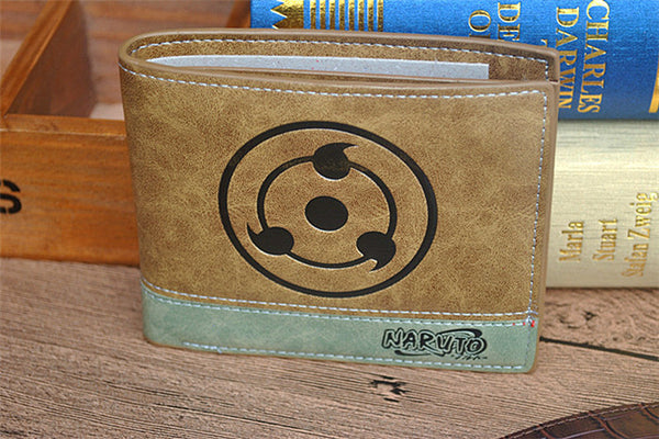 Anime themed Wallet