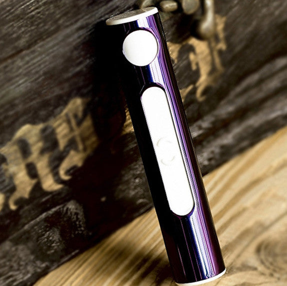 USB Lighter Rechargeable Flameless Windproof Cigarette Lighter
