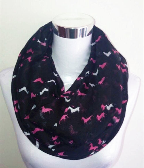 Lovely Scarf for Horse lovers