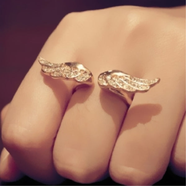 Lovely Angle Ring