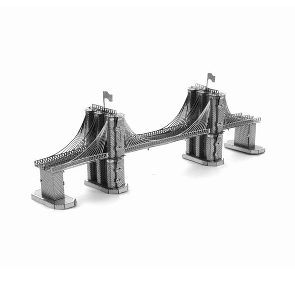 DIY 3D Metal Famous Bridges Models