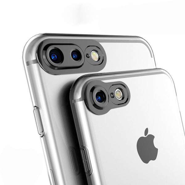 Camera protection phone case for iPhone 7 & 7 plus