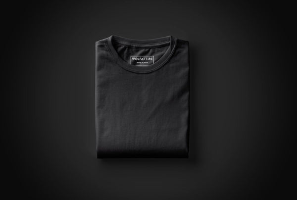 Black T-shirts for Men - Be Bold, Wear Black