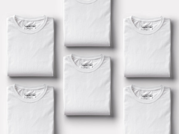 5 reasons why every man should have a white t-shirt in his wardrobe