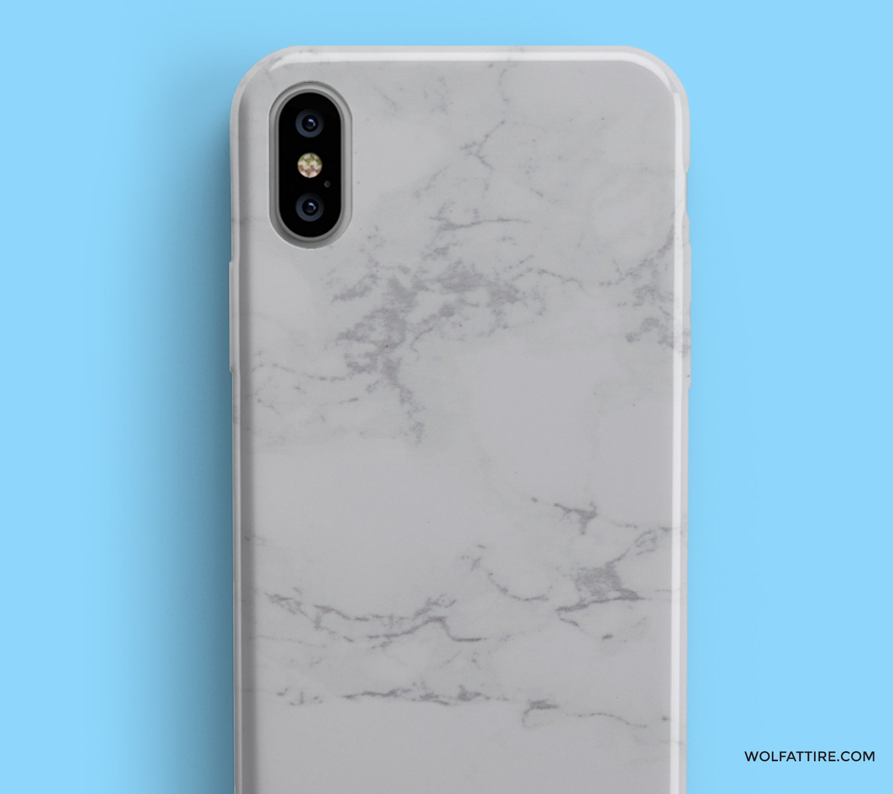 Grey Marble iphone x covers and case | shop online - wolfattire
