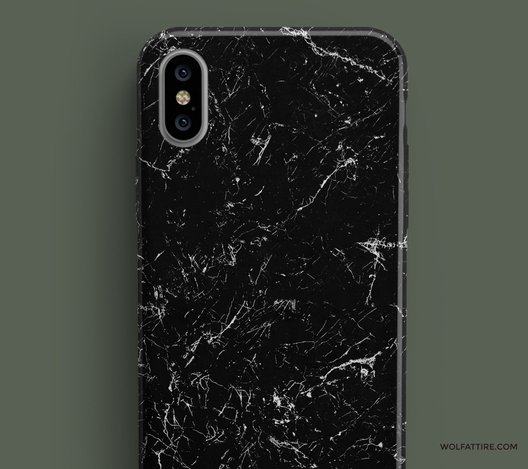 Black Marble iphone x covers and cases | shop online - wolfattire