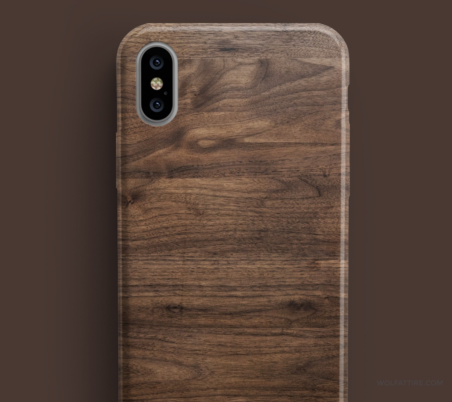 bc8c2acbd36 Walnut texture iphone x covers and cases online india - wolfattire