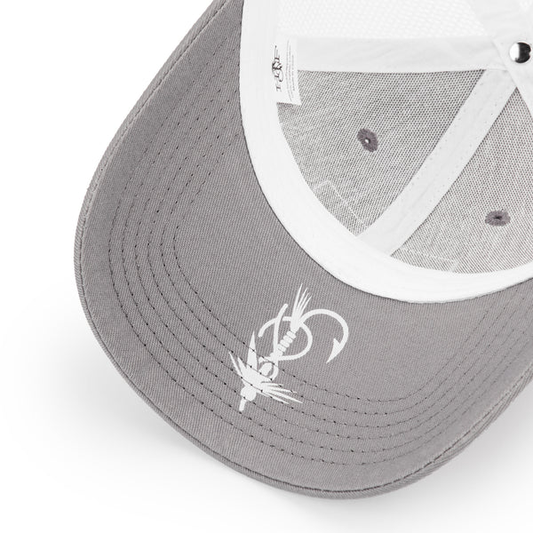H&F Grey Patch Hat