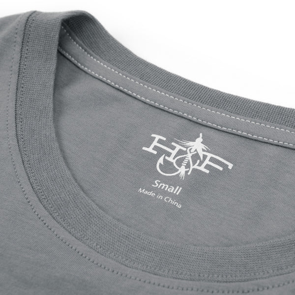 H&F Bamboo Long Sleeve (Slate Grey)