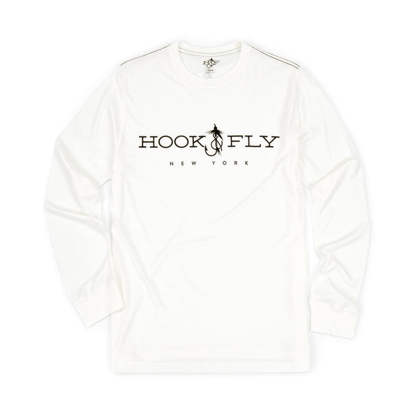 H&F Bamboo Long Sleeve (White)
