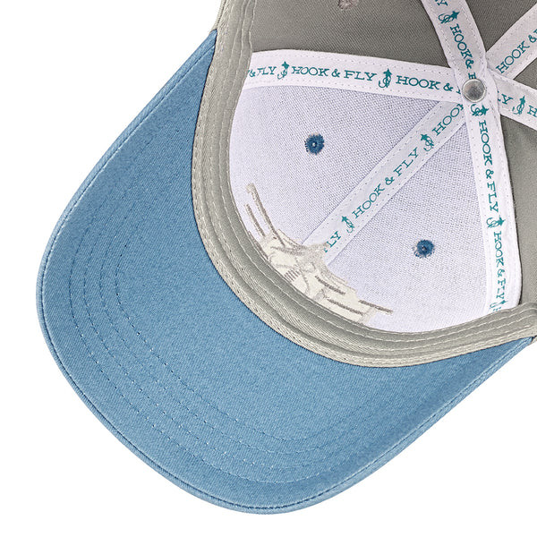 H&F Light Blue Hat